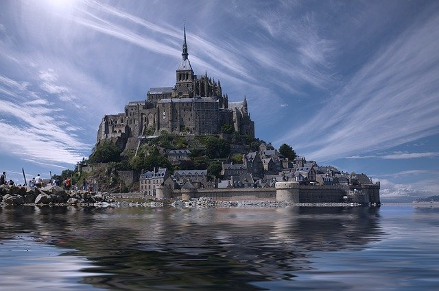 Mont-Saint-Michel Normandie